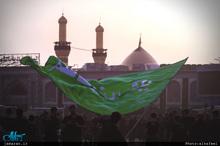 حال و هوای عزاداران حسینی در کربلای معلی