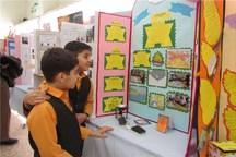 جشنواره دانش آموزی جابربن حیان در خلخال برگزار شد