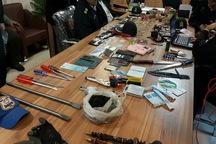باند 15 نفره سرقت از منازل تهران متلاشی شد