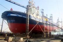 سرعت عمل بندرامام خمینی  در اجرای تعمیرات اساسی زیرآبی شناور صبور ۱