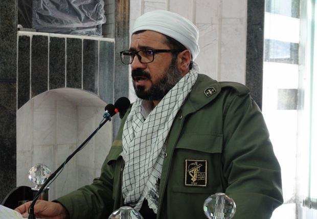 سپاه پاسداران مدافع راستین جمهوری اسلامی ایران است
