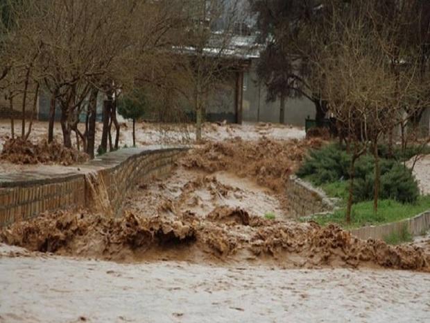 سیل به راه های غرق آباد 60 میلیارد ریال خسارت زد