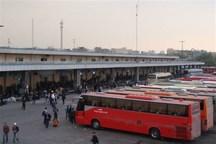1500 دستگاه اتوبوس برای بازگشت زائران مشهد آماده باش هستند