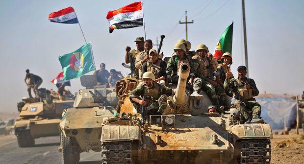 آمادگی الحشد الشعبی عراق برای حمله به داعش داخل سوریه