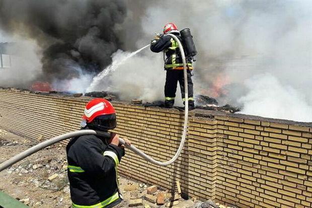 کاشان دو روز یکبار در آتش میسوزد