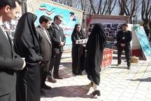 جشنواره توانمندی های زنان روستایی در سلسله برگزار شد