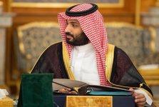 تصاویری از بن سلمان منتشر شد