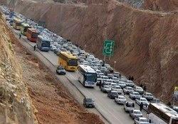 جاده ایلام - مهران یکطرفه شد