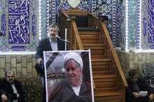 عضو شورای شهر تهران: مکتب آیت الله هاشمی رفسنجانی اعتدال، گفت و گو است