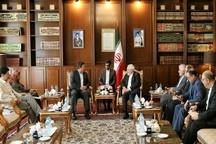 فرستاده ویژه رییسجمهور اکوادور با دکتر ظریف دیدار و گفتگو کرد