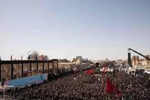 برگزاری اجتماع بزرگ عاشورائیان در یزد