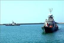 ناوهای موشکانداز ایران در سواحل باکو پهلو گرفت