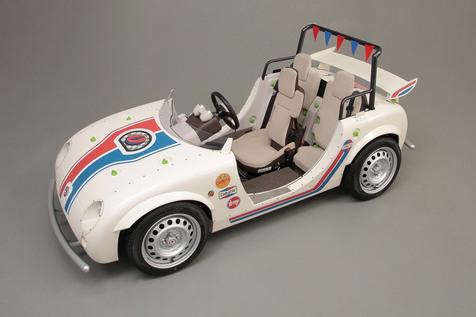 تویوتا به کودکان آموزش رانندگی میدهد