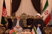 وزیر دادگستری افغانستان از مهمان نوازی ایران قدردانی کرد