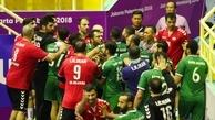 شکست مردان هندبال ایران مقابل بحرین در انتخابی المپیک ۲۰۲۰