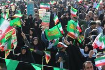 قدرانی از حضور پرشور مردم استان البرز در راهپیمایی 22 بهمن