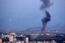شلیک 10 فروند موشک از نوار غزه به سرزمینهای اشغالی