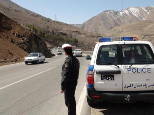 طرح ویژه ترافیکی درجاده های البرز آغازشد