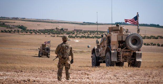 آمریکا تنها بخش کوچکی از سربازان مستقر در سوریه در نزدیکی مرز ترکیه را خارج کرد
