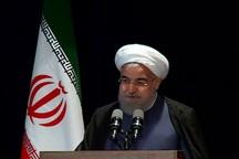 دکتر روحانی: هیچگاه به مردم دروغ نگفته و نخواهیم گفت و اگر اشتباه کردیم برای عذرخواهی از مردم لکنت زبان نداریم
