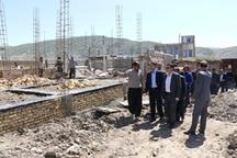 تا پایان شهریور: اتمام ساخت ۲۸۰۰ واحد مسکونی در دالاهوی کرمانشاه توسط بنیاد مسکن آذربایجانغربی