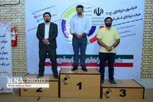کسب دو مقام توسط خبرگزاری ایلنا مرکز قزوین در مسابقات تیراندازی
