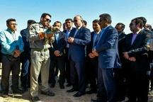 استاندار از تالاب صالحیه بازدید کرد