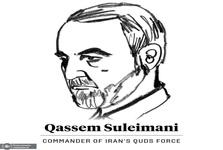 سردار سلیمانی در میان ١٠ متفکر برتر دفاعی - امنیتی جهان