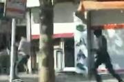 سرقت مسلحانه از طلافروشی در ارومیه / صاحب مغازه کشته شد+ ویدیو