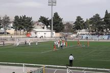 فوتبال دسته یک  برق باخت اما خوب بازی کرد