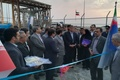 هشت پروژه در بندر امام خمینی افتتاح یا کلنگ زنی شدند