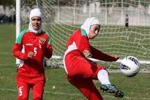 سه بانوی خوزستانی به اردوی تیم ملی فوتبال دعوت شدند