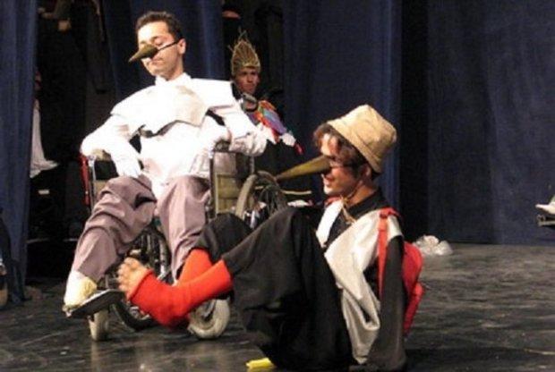 جشنواره منطقه ای تئاتر معلولان در بوشهر گشایش یافت