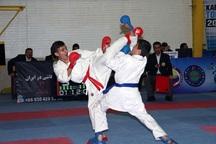 کاراته کاهای نونهال هرمزگان مجوز حضور در تیم ملی را کسب کردند
