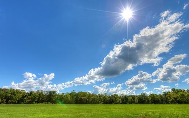 آسمان همدان تا پنجشنبه پایدار است