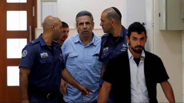 تصویر وزیر اسراییلی که برای ایران جاسوسی می کرد/ سیگو چه اطلاعاتی به ایرانی ها داده بود؟+ عکس