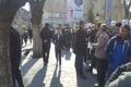 جمعی از بازنشستگان در ارومیه مطالبه های صنفی خود را خواستار شدند