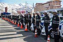 اعلام محدویت های ترافیکی پلیس راهور فاتب در روز ارتش