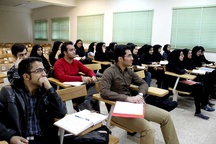 کلاس های درس 2 دانشگاه خوزستان تا 24 فروردین تعطیل شد
