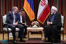 روحانی: ایران همواره به دنبال روابط دوستانه با همسایگان و از جمله ارمنستان است