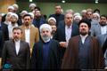 مراسم بزرگداشت چهلمین سالگرد شهادت آیت الله حاج سید مصطفی خمینی(ره)-1