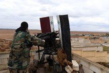 محاصره افراد مسلح در شمال سوریه در مساحتی وسیع/ پیشروی ارتش سوریه داخل فرودگاه استراتژیک ابوالظهور