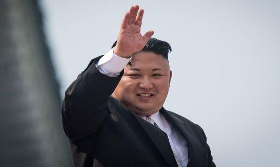 عکس/ رهبر کره شمالی در پکن