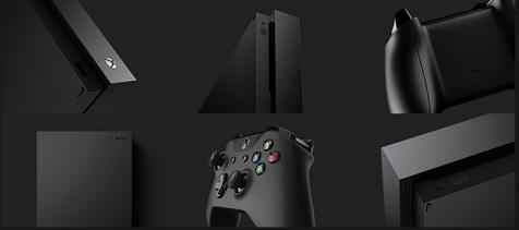 رونمایی از ایکس باکس وان ایکس قویترین کنسول گیم مایکروسافت