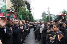 سوگواری مازندرانی ها در اربعین سالار شهیدان