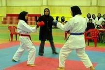 رقابت های شوتوکان بانوان کشور در البرز آغاز شد