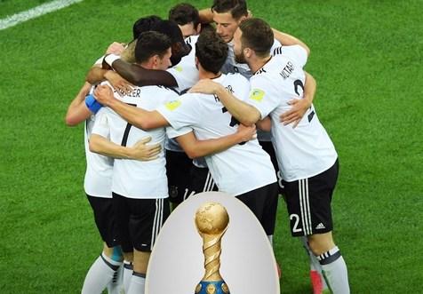 فهرست تیم ملی آلمان برای جام جهانی 2018