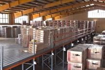 انبار حاوی 140 هزار کالای لوازم خانگی در شهرری کشف شد