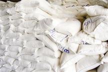 2.8 تُن آرد غیرقابل مصرف در بیجار کشف شد