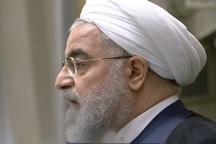 روحانی: دستگاه های اجرایی باید به رنگ خواسته های مردم در آیند